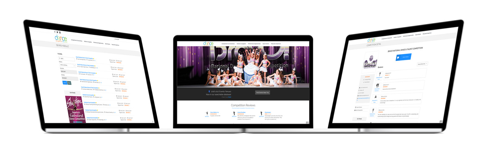 Dance Competition Hub