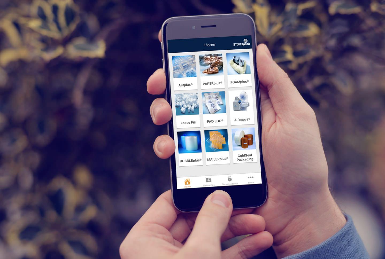 storopack Mobile App