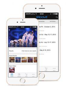 Groove Phone App