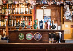Platform to Buy Drink At Bars