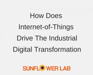 iot | industrial | digital transformation | sunflower lab