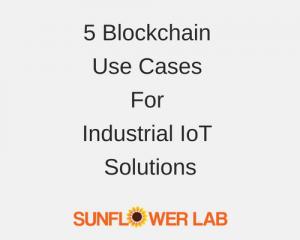 blockchain   sunflower lab