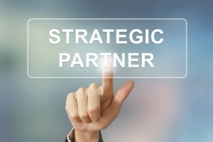 strategic business partnerships