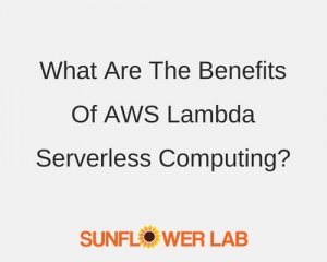 AWS | Lambda | sunflower lab