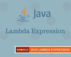 java lambda expression | sunflower lab
