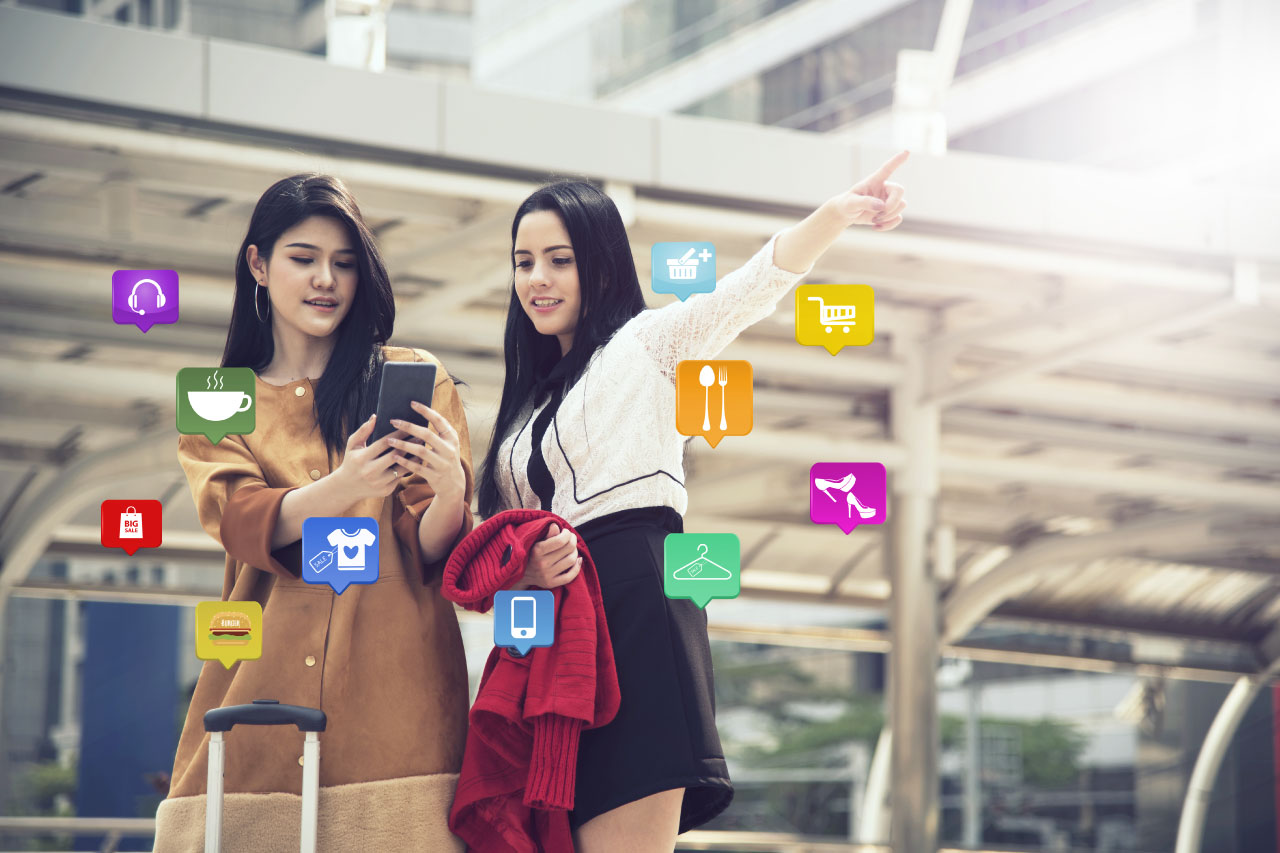 How IoT will change the Retail Sector