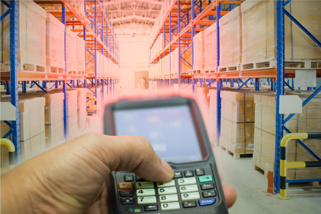 In-store and warehouse inventory