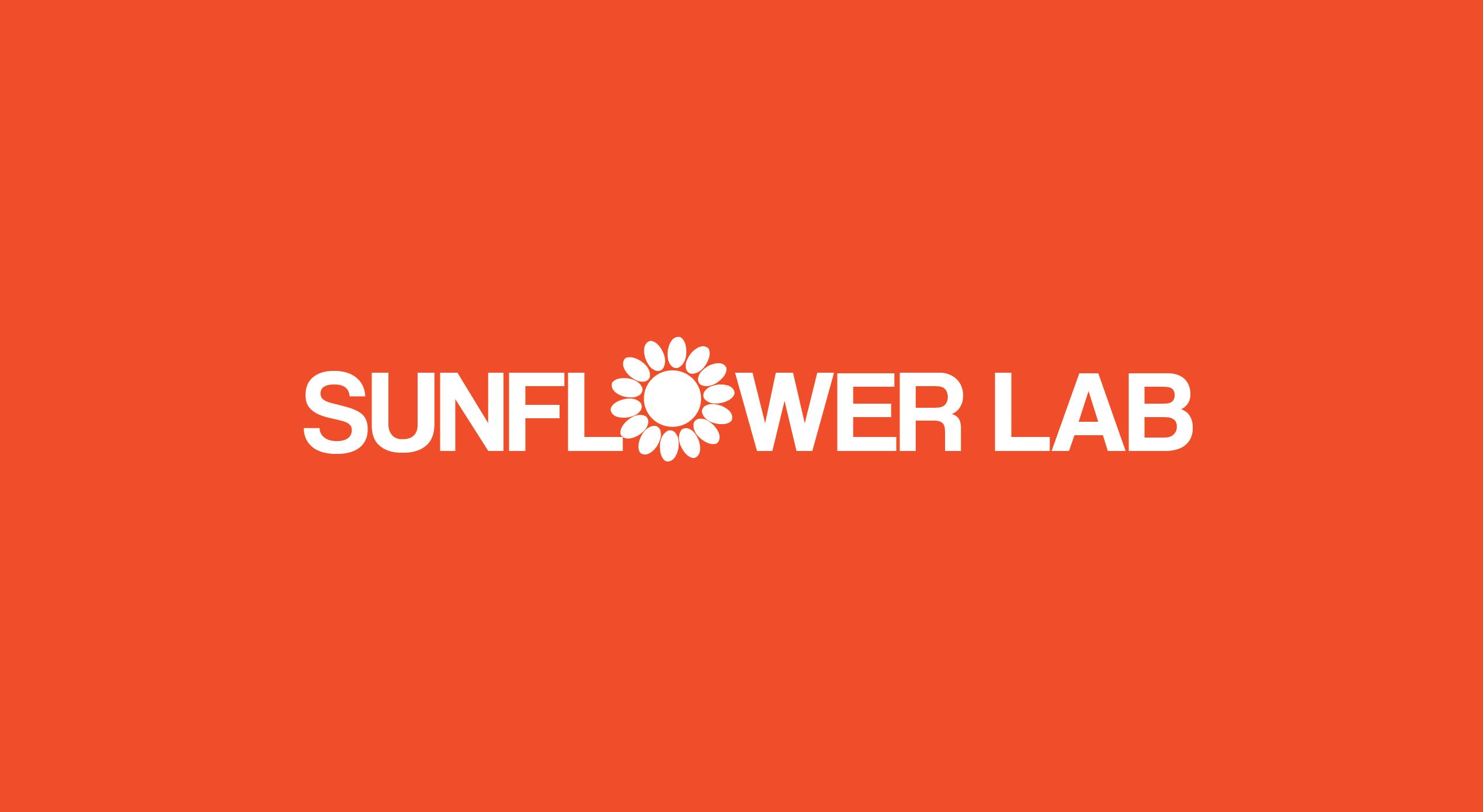 Sunflower Lab Logo Two
